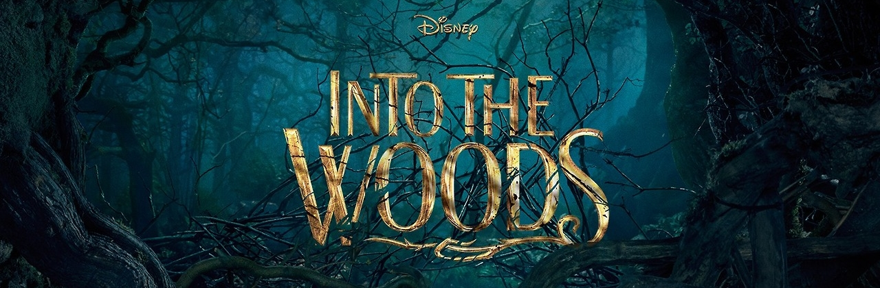 Disney Into The Woods Illustration Article