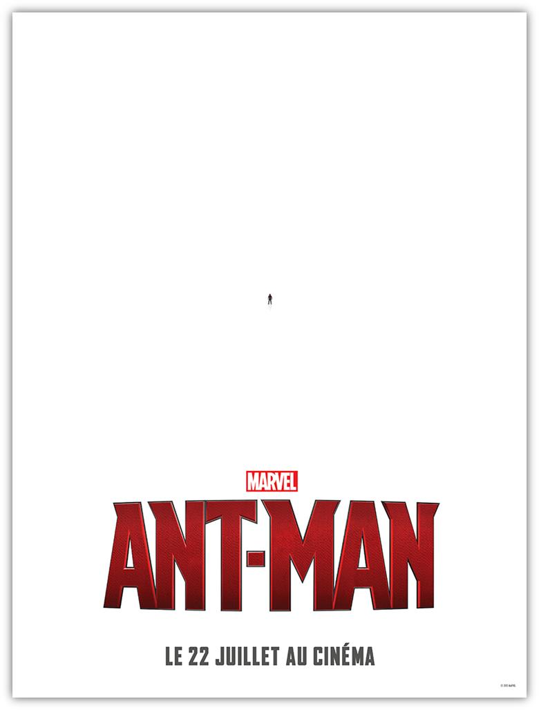affiche ant man film disney movie
