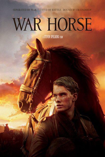 Affiche Poster cheval guerre war horse disney touchstone