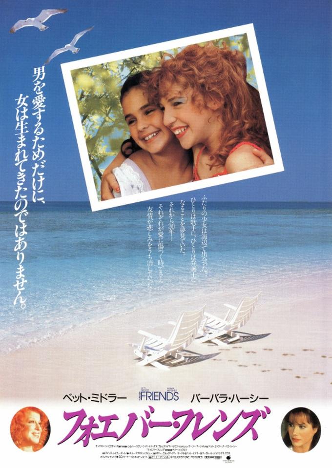 Affiche Poster beaches fil vie disney touchstone
