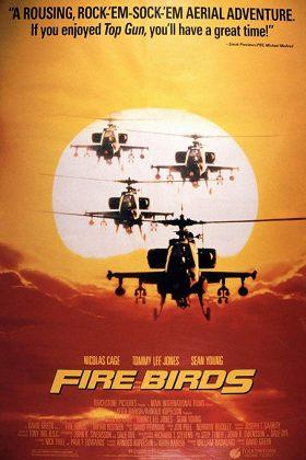 Affiche Poster Fire birds Disney Touchstone