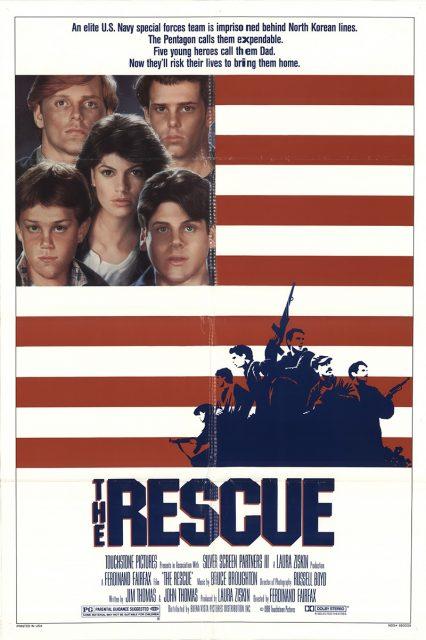 Affiche Poster opération phenix rescue disney touchstone