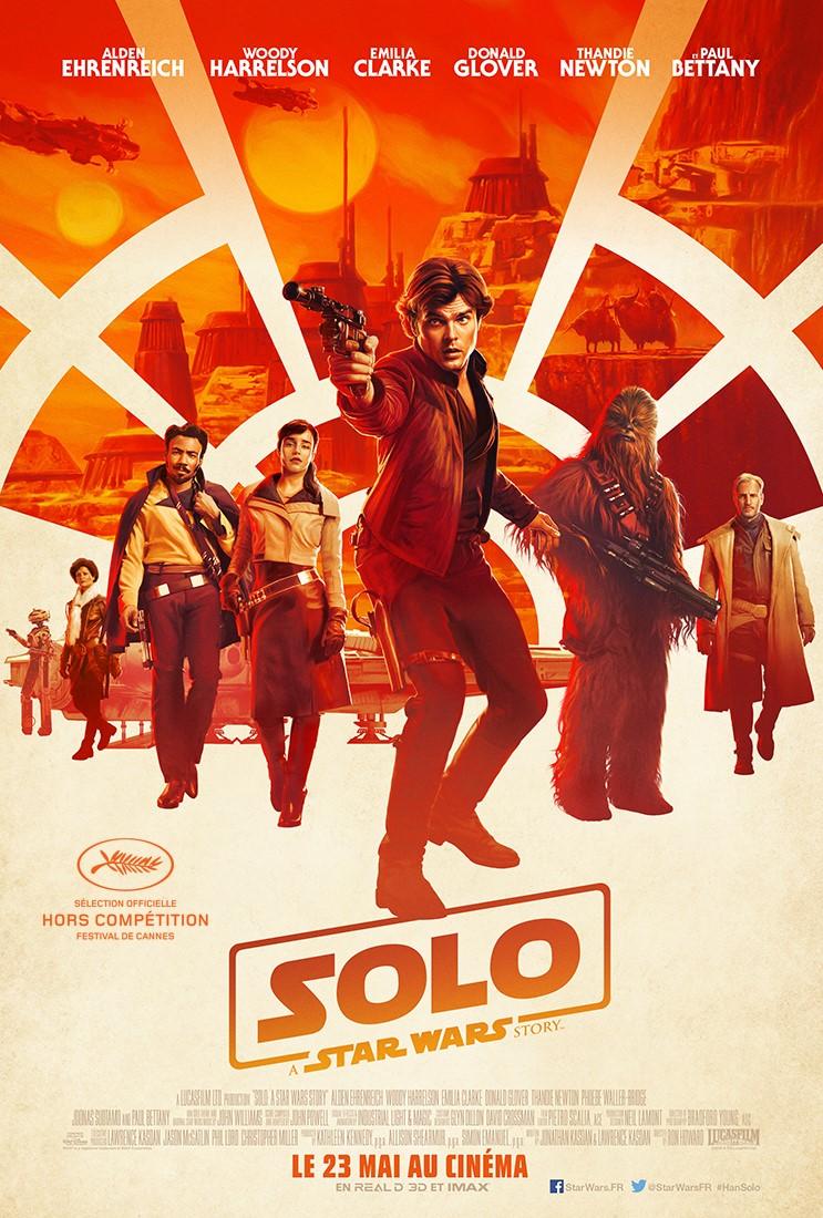 """""""Solo – A Star Wars Story"""" : de nouvelles affiches"""