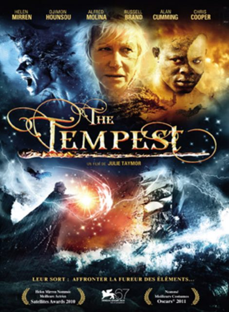 Affiche Poster the tempest disney touchstone