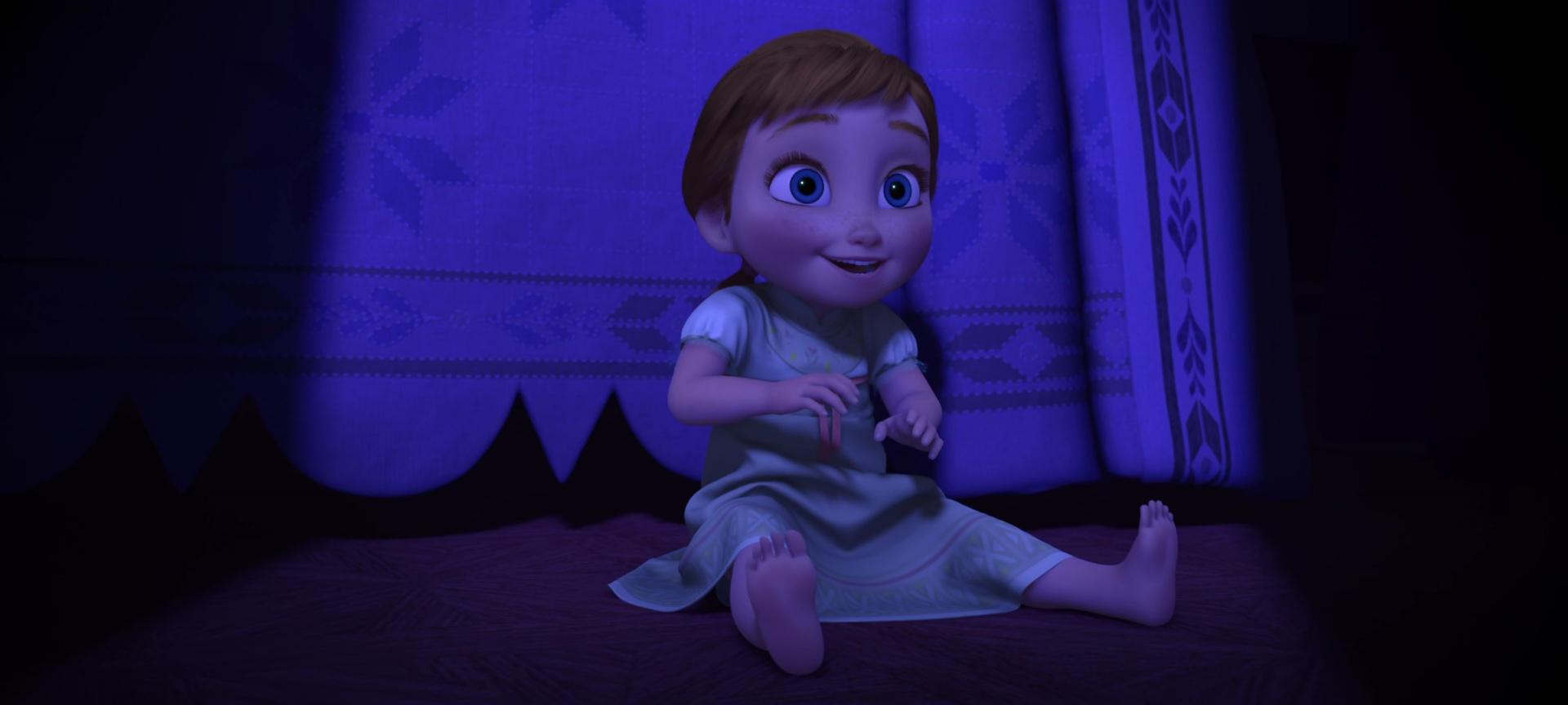 Anna personnage dans la reine des neiges disney planet - Princesse des neiges ...