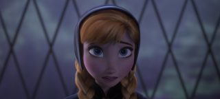 anna princesse personnage character disney animation reine neiges frozen