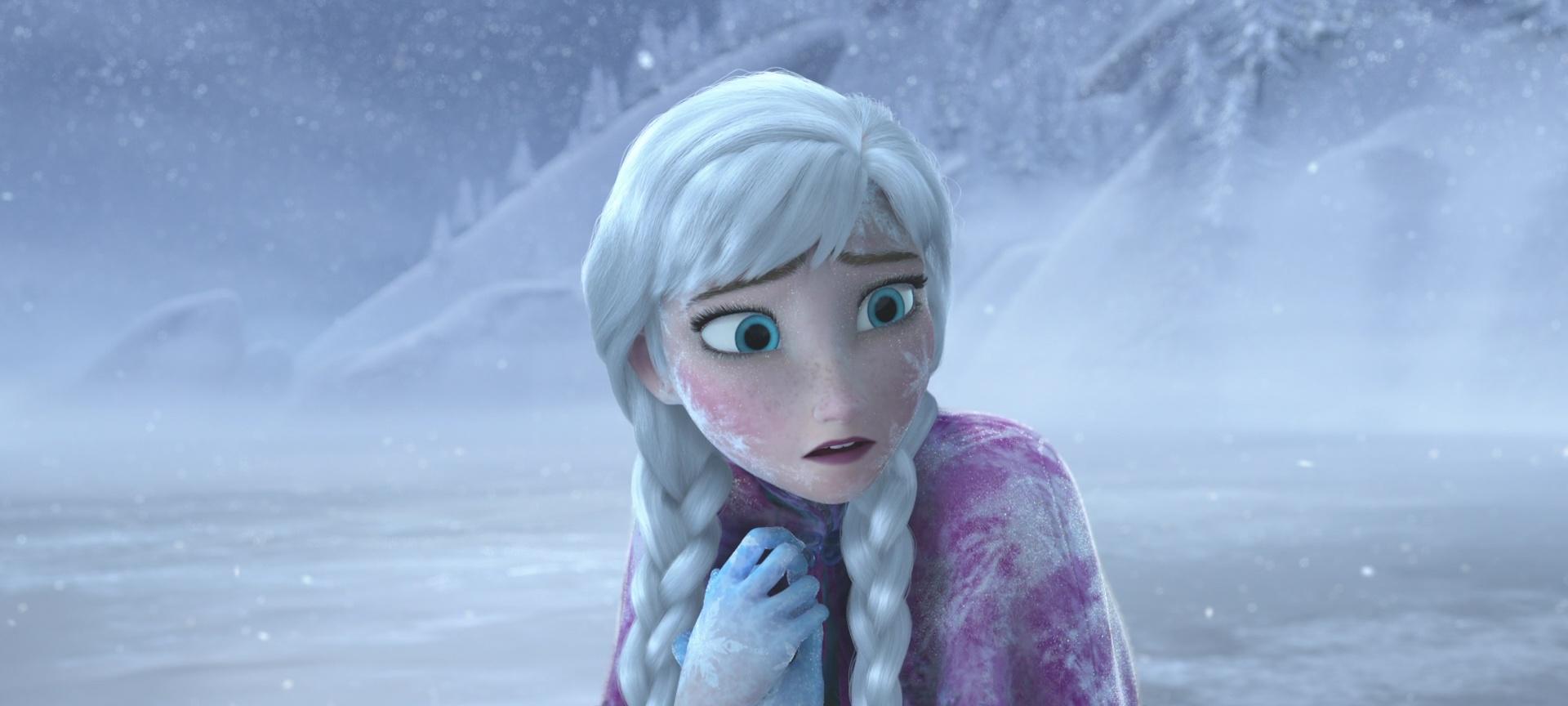 Anna personnage dans la reine des neiges disney planet - La reine du neige ...