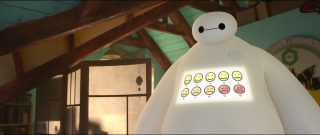 baymax personnage character nouveaux heros disney big 6