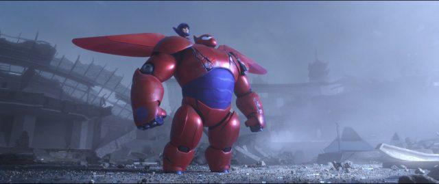 baymax personnage character nouveaux heros disney big 6