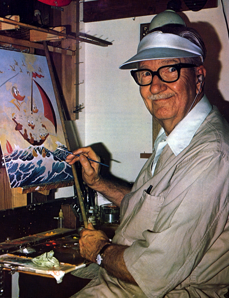 carl barks Disney