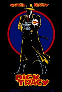dick tracy disney touchstone affiche poster