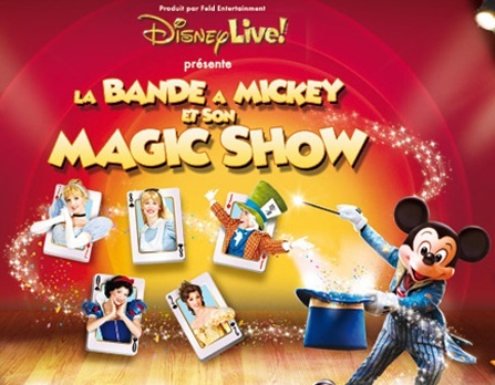 disney live bande mickey magic show