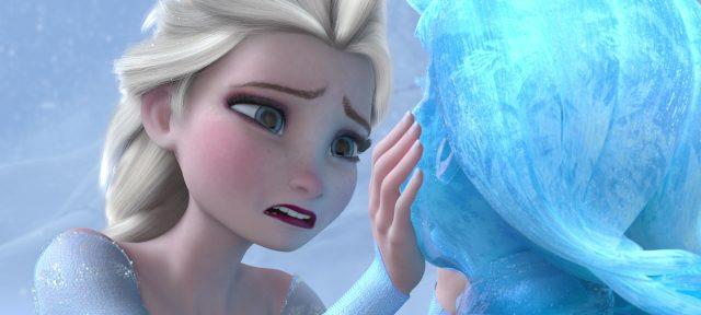 elsa personnage character disney animation reine neiges frozen