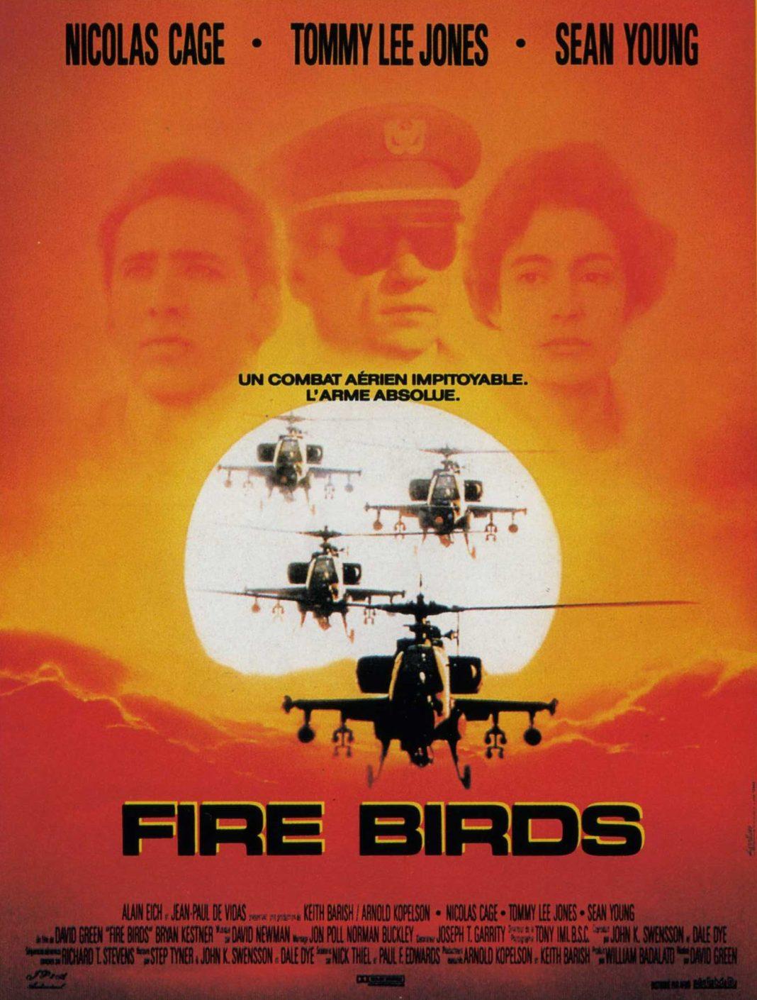 fire birds disney touchstone affiche poster