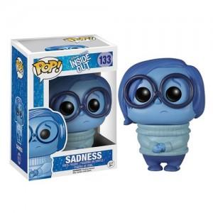 Funko pop vinyl vice versa inside out disney pixar