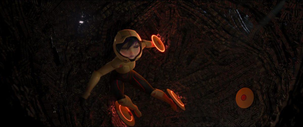 gogo tomago personnage character nouveaux heros disney big 6