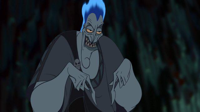Hadès Personnage Character Disney Hercule