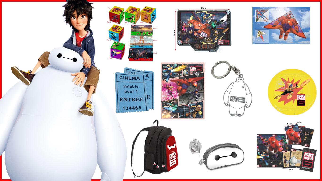 Disney Nouveaux Héros concours