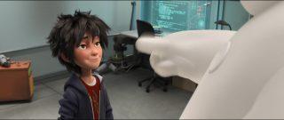 hiro hamada personnage character nouveaux heros disney big 6