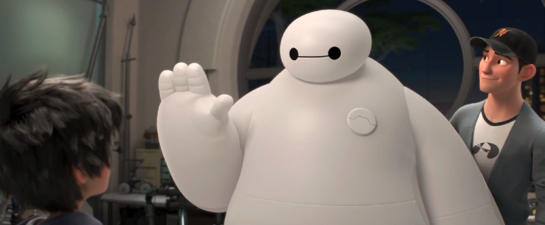 image baymax personnage nouveau heros character big hero 6 disney