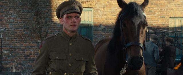 Image cheval guerre war horse disney touchstone