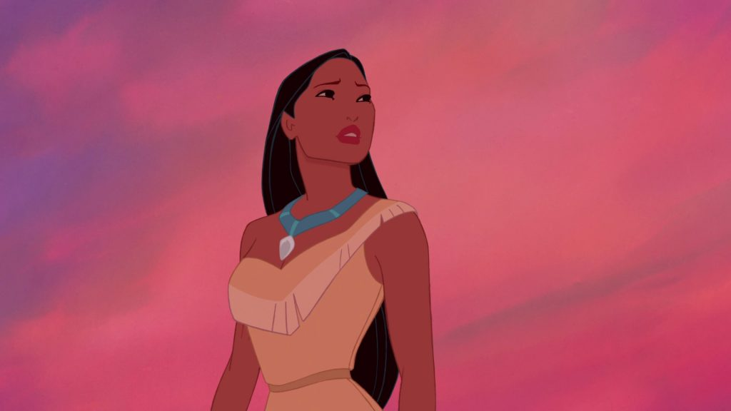 image pocahontas personnage character pocahontas disney