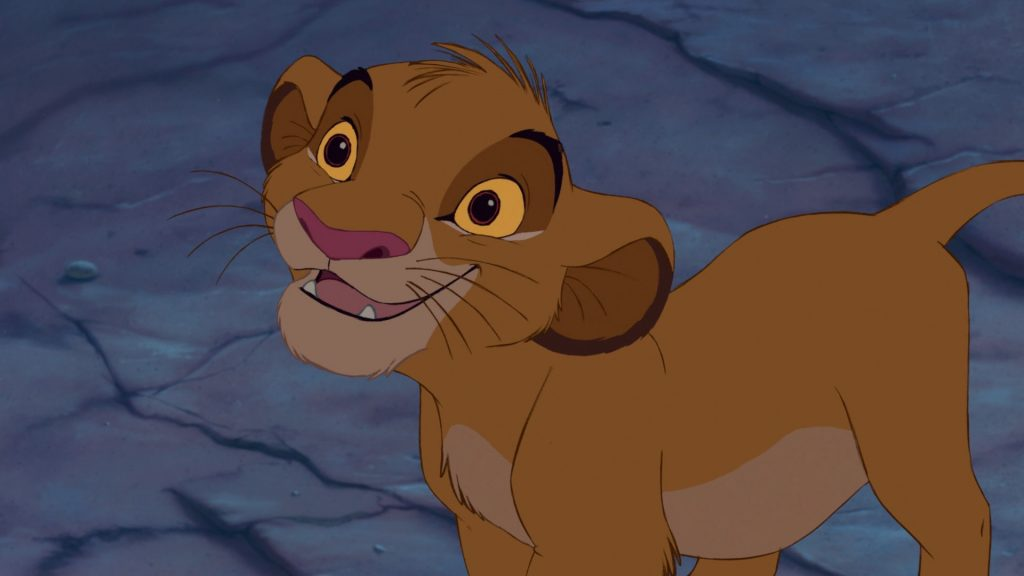 image simba personnage roi lion character lion king disney
