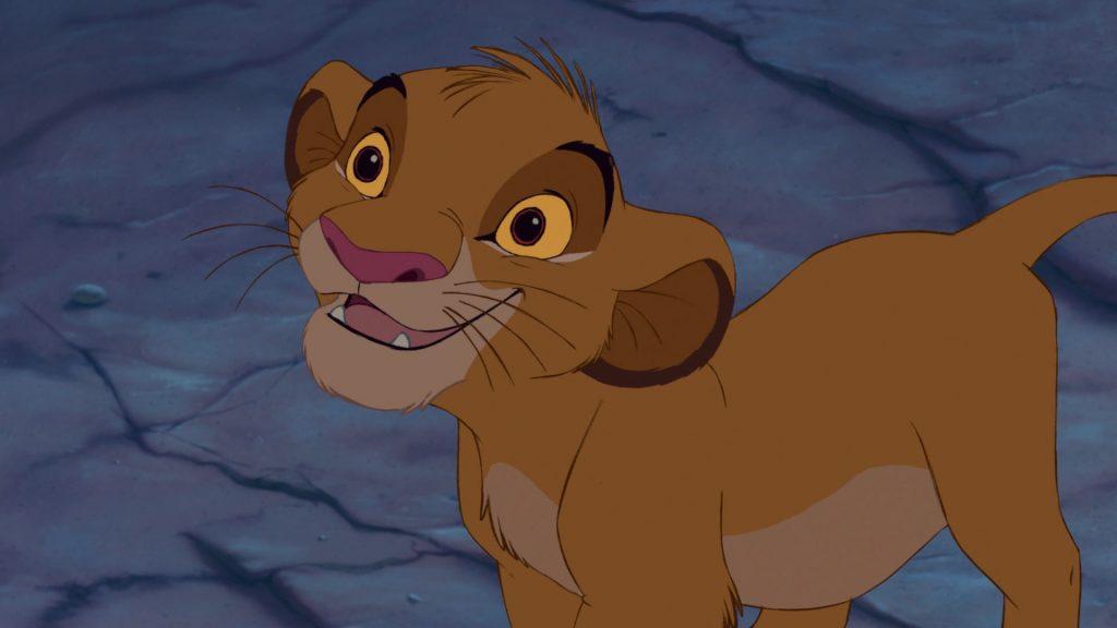 image simba personnage roi lion character lion king disney