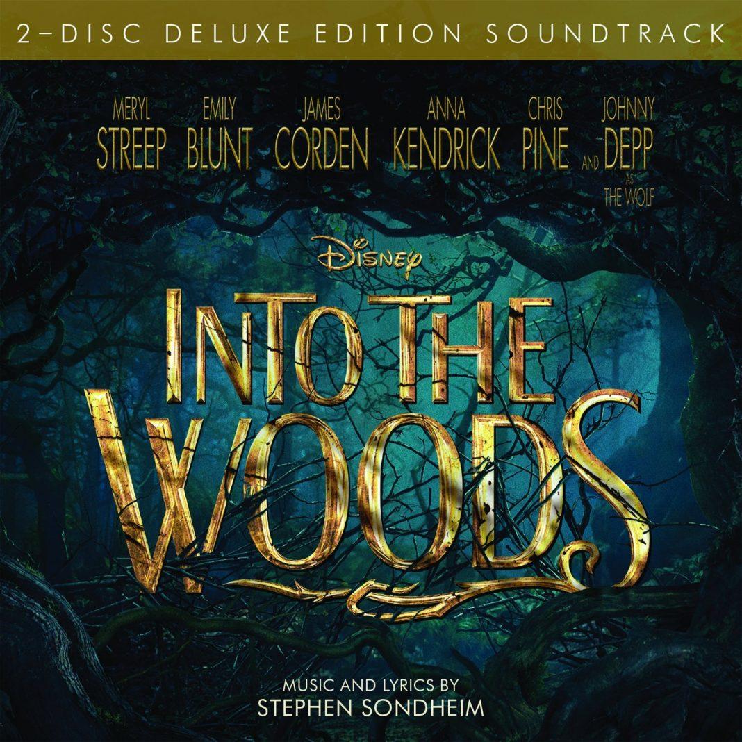 Into the Woods Disney Bande originale soundtrack