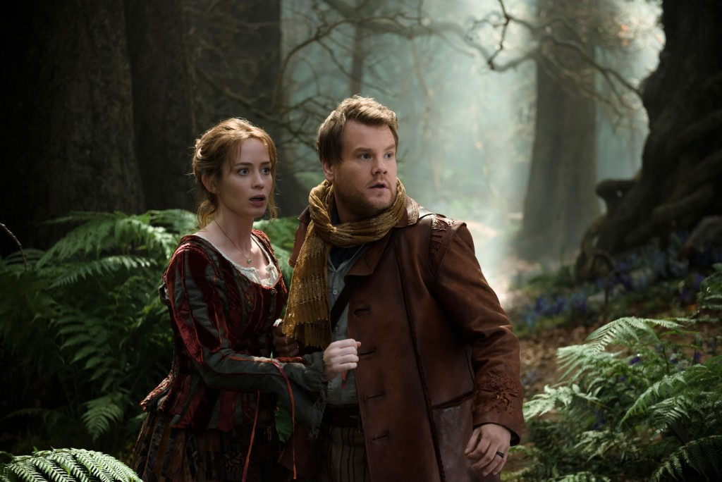 Into the woods Disney