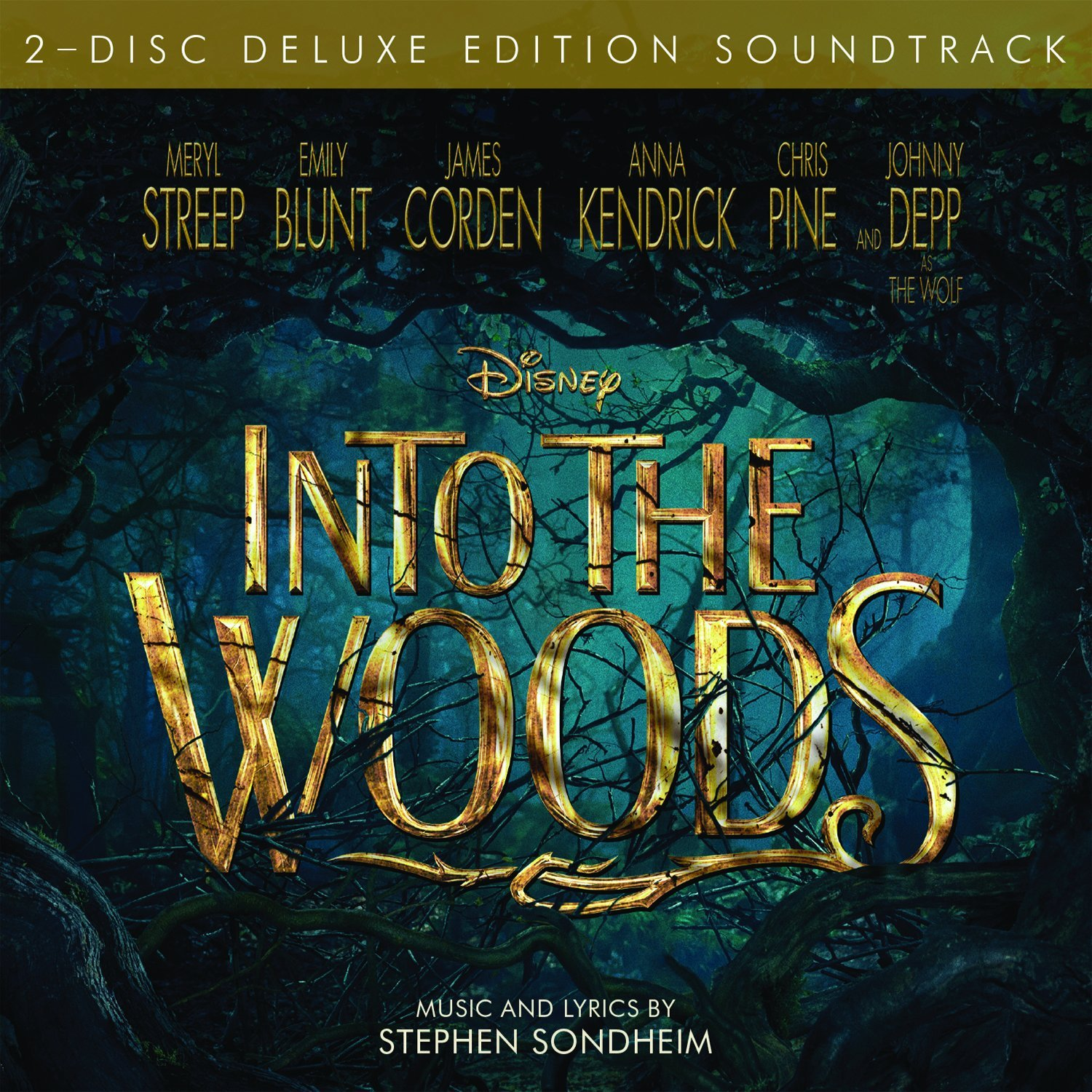 Into the Woods Disney Bande originale soundtrack