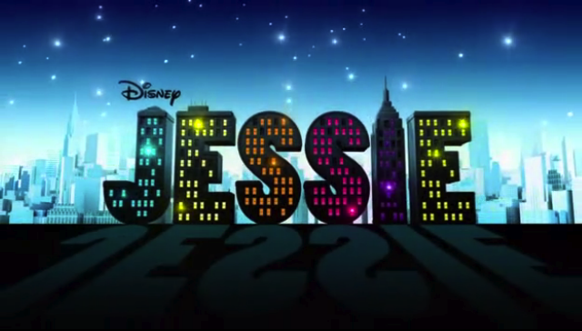 jessie Disney Channel série