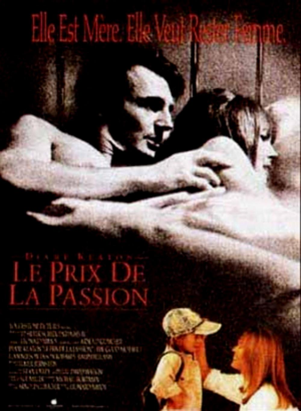 le prix de la passion affiche poster disney touchstone Pictures