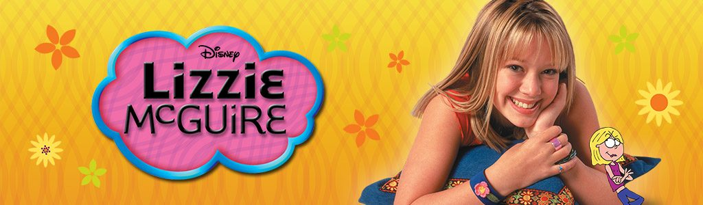 lizzie mcguire Disney Channel