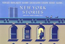 new york stories Disney touchstone affiche poster