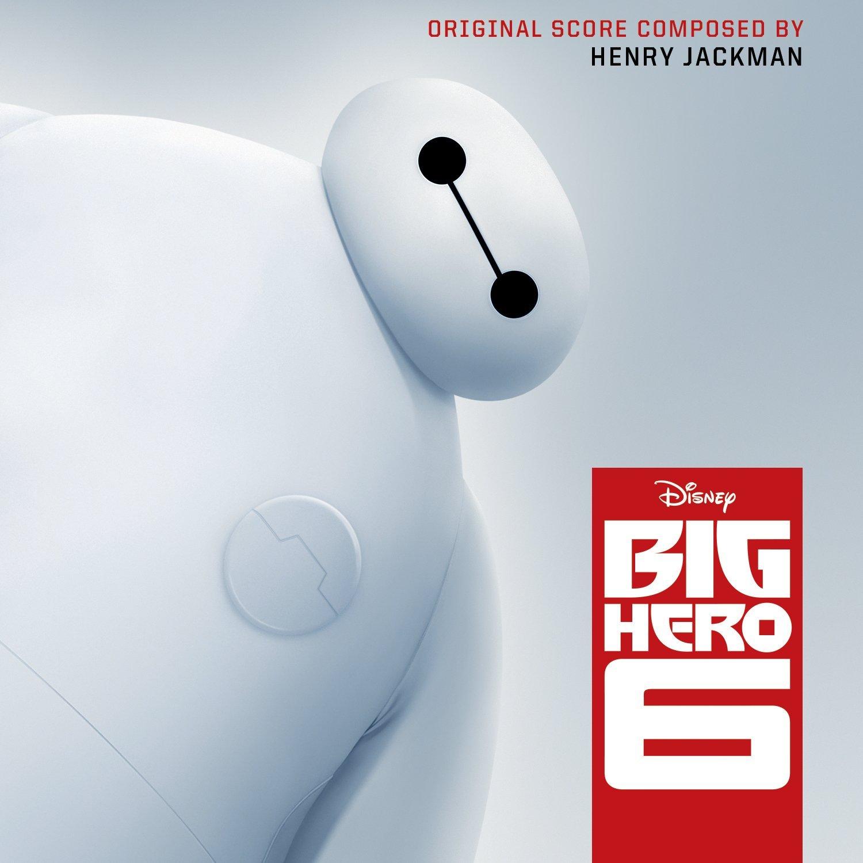 Disney bande originale soundtrack big hero 6 Les nouveaux héros