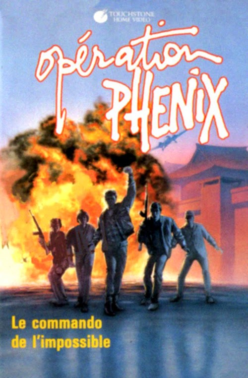 operation phenix affiche poster disney touchstone Pictures