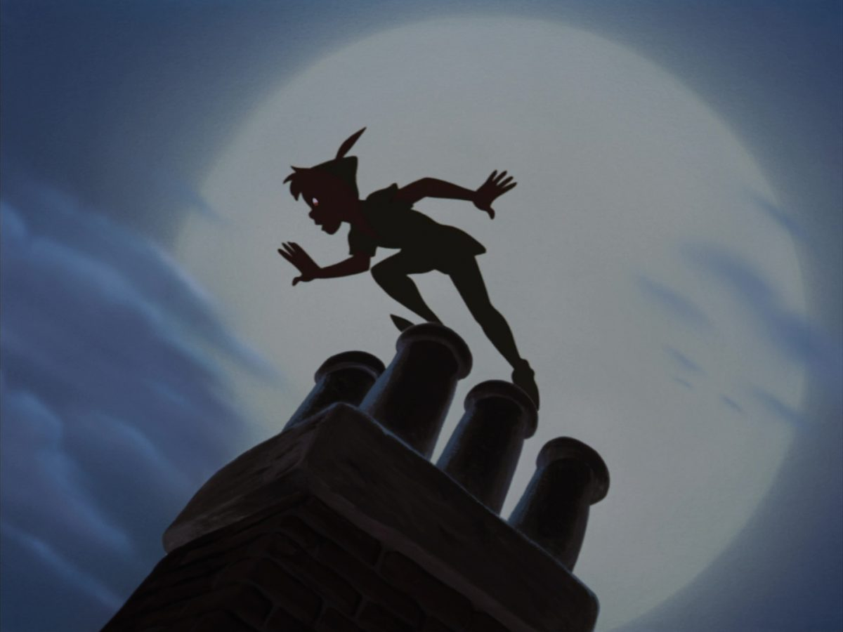 disney animation personnage character peter pan