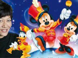 Disney on Ice sur glace chorégraphe choregrapher sarah kawahara