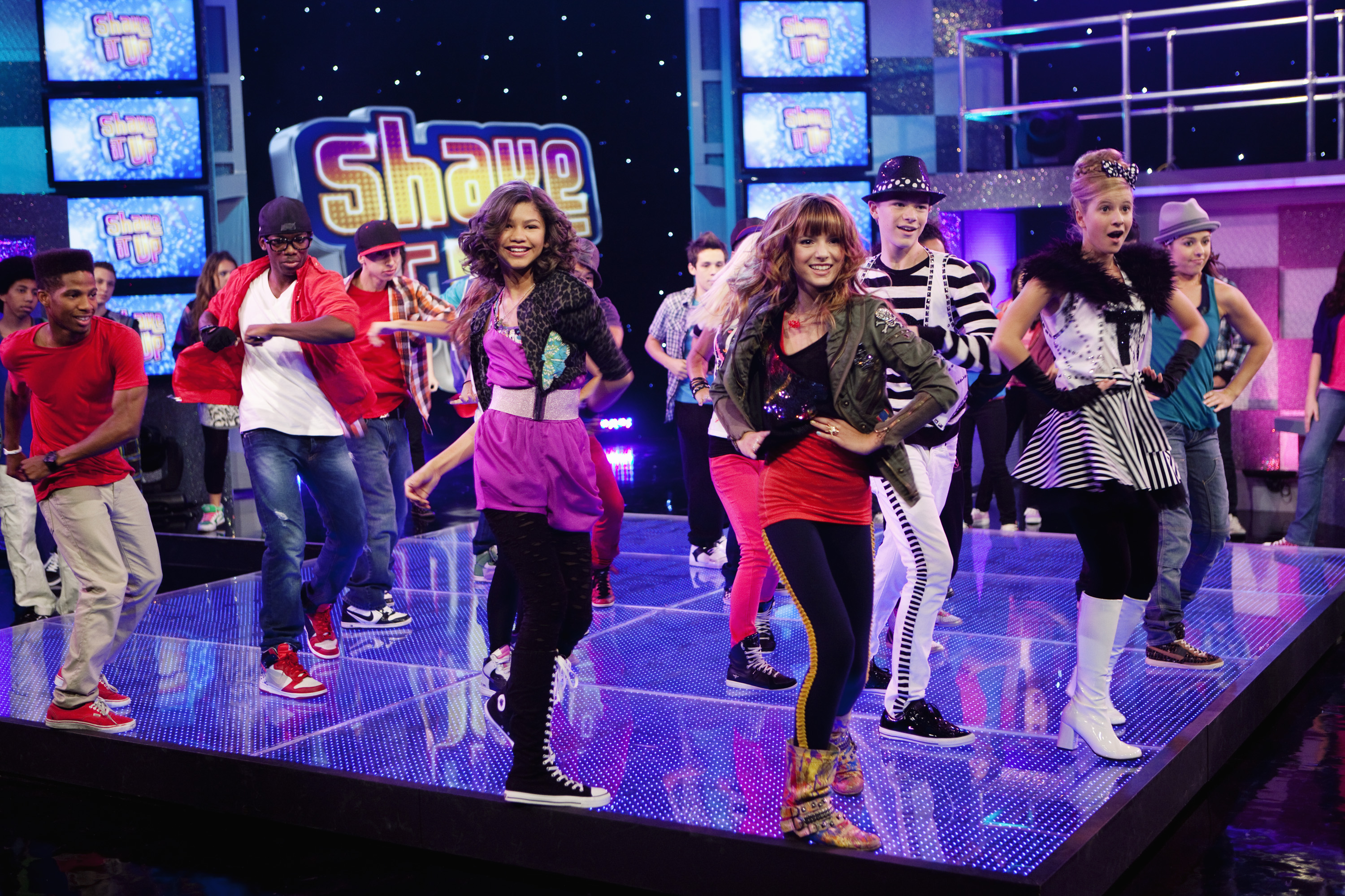 Shake It Up Disney Channel Series
