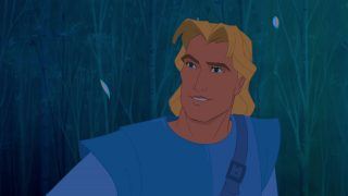 John Smith Personnage Character Disney Pocahontas légende indienne