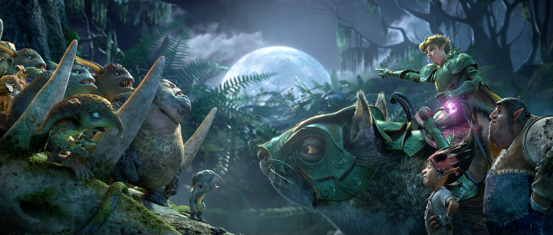 strange magic image Lucasfilm Touchstone