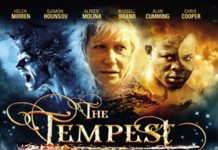 The tempest disney touchstone affiche poster