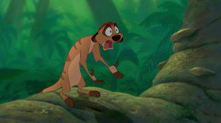 timon disney animation personnage character roi lion king