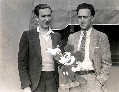 ub iwerks Disney