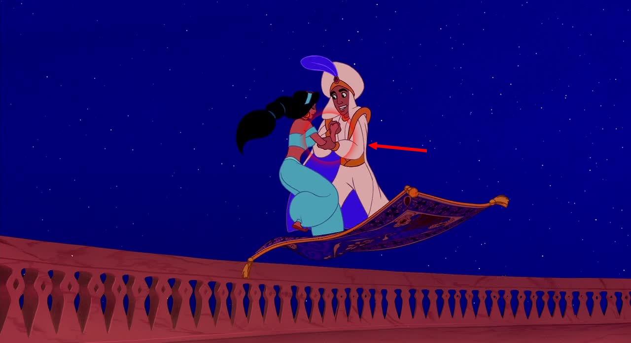 Les Faux Raccords Dans Aladdin Disney Planet