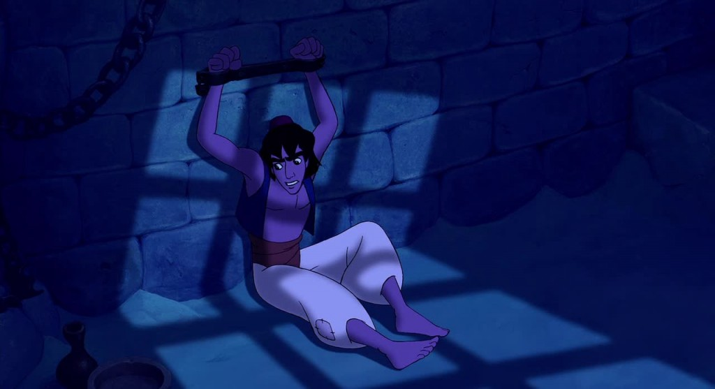 Disney Faux Raccords Aladdin Illustration