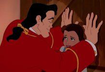 Disney Faux Raccords La belle et la Bête Illustration