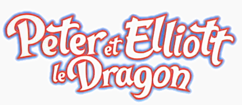 Disney Peter et Elliott le Dragon Article Illustration