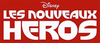 Disney Article Les nouveaux héros Personnages Illustration